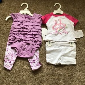Other - Two 9 month Baby Girl sets